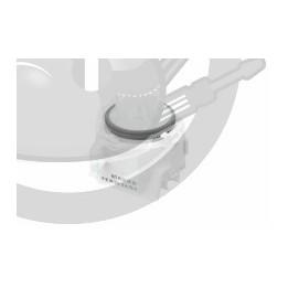 Pompe vidange lave vaisselle, 00611332