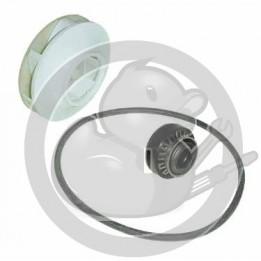 kit turbine joint pompe cyclage lave vaisselle, 00165813