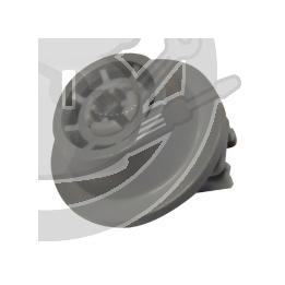 Roue panier inferieur lave vaisselle, Bosch, Siemens, 00611475
