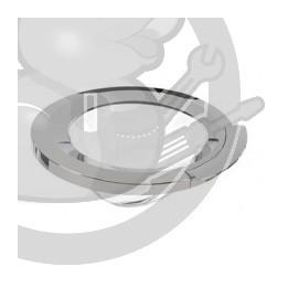 Hublot complet lave linge, Bosch, Siemens, 00704288