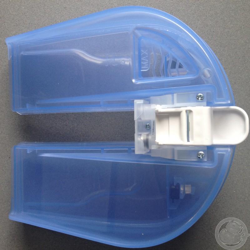 reservoir eau bleu centrale vapeur philips 423902174543 423902161341 coin pi ces. Black Bedroom Furniture Sets. Home Design Ideas