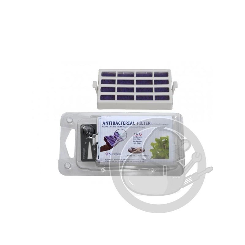 filtre antibacterien refrigerateur whirlpool 481248048172 coin pi ces. Black Bedroom Furniture Sets. Home Design Ideas