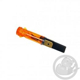 Voyant orange four cuisiniere Candy, 93594513