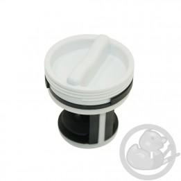 Filtre pompe vidange lave linge Candy, 41021233