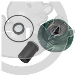 Palier Droit lave linge Electrolux, 4071430971