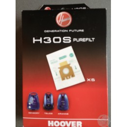 Sacs apsirateur Hoover H30S PUREFILT