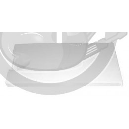 Portillon freezer réfrigérateur Whirlpool / Laden