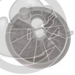 Filtre fond cuve lave vaisselle Electrolux, 50222803004