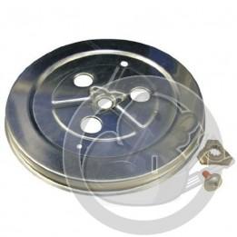 Poulie tambour lave linge Brandt, 52X6225