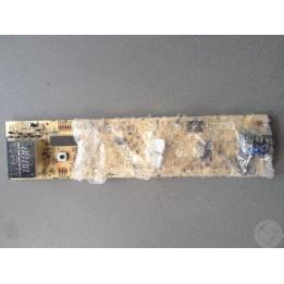 platine de commande micro-onde Whirlpool, 480120100097