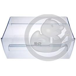 Bac a legumes 46.5x30cm refrigerateur Electrolux, 2247059203