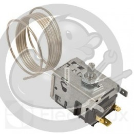 Thermostat 077B3395L congelateur Electrolux, 2914570045