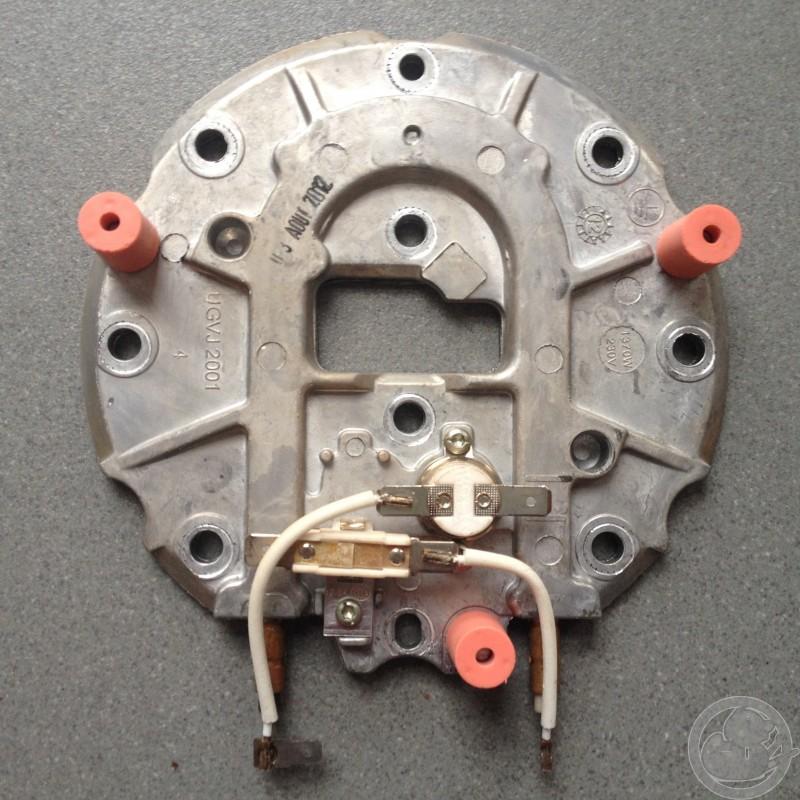 cs-00098531, resistance chaudiere centrale vapeur calor - coin pièces