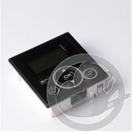 Boitier commande digital gris I2G prog 32 radiateur Atlantic Thermor 088162