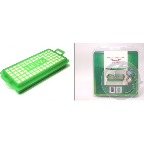 Filtre HEPA aspirateur HYGIENE+/ARTEC 2 ROWENTA, ZR001101