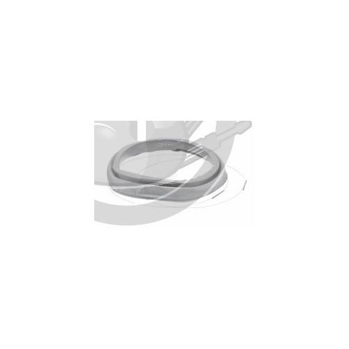 Manchette cuve avec 2 coliers pour lave linge, 00667489
