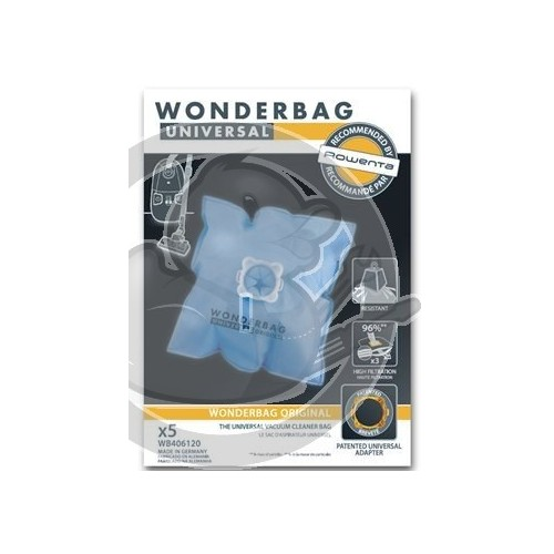 Sacs wonderbag original WB406120 x5