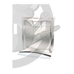 Contre porte inox lave vaisselle, 00680311