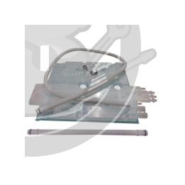Repartiteur echangeur thermique lave vaisselle, 00216452