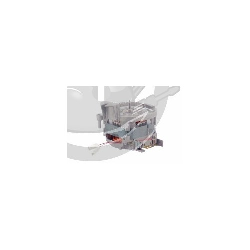 Moteur pompe cyclage lave vaisselle, 00267773