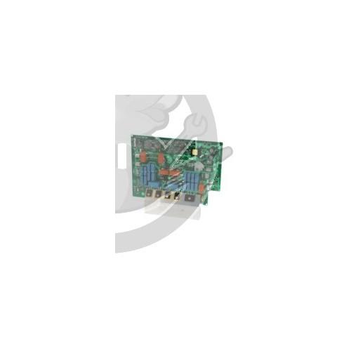 Module de puissance gauche table induction, 00740709