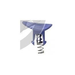 Bouton liquide de rincage 481244011209
