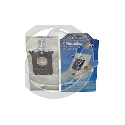 Sac E201B S-BAGS Micro aspirateur Electrolux, 9002560598