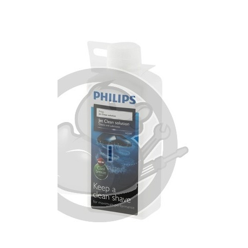 Solution Jet Clean pour nettoyga rasoir Philips, HQ200/50