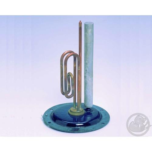 099003 Résistance thermoplongeur 1200w mono + joint Atlantic sauter