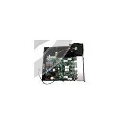 Platine puissance G0 table induction Whirlpool, 481010595434