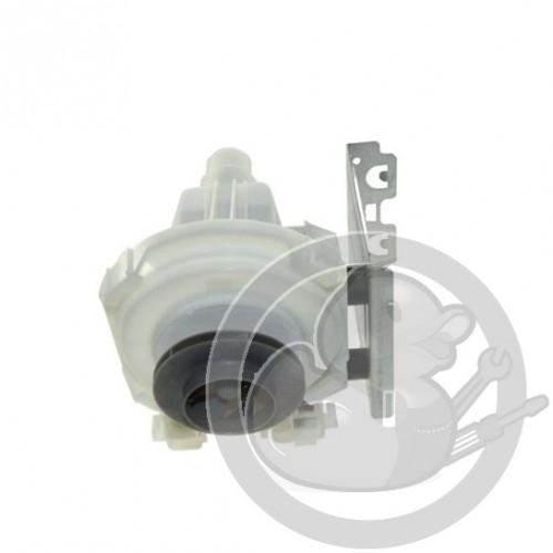 Moteur pompe cyclage lave vaisselle Whirlpool, 480140102397, 480131000168