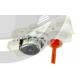 Soupape diverter hybride avec joint lave vaisselle Whirlpool, 481010745147