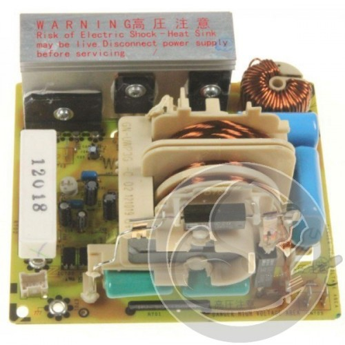 Platine inverter GN-UWP3G pour micro onde Whirlpool, 481010469885