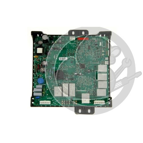 Platine puissance Antares four Whirlpool, 484000000622