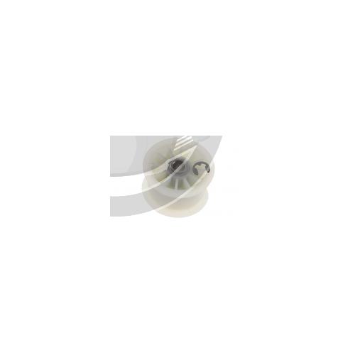 Poulie tendeur seche linge Whirlpool, 484000000792