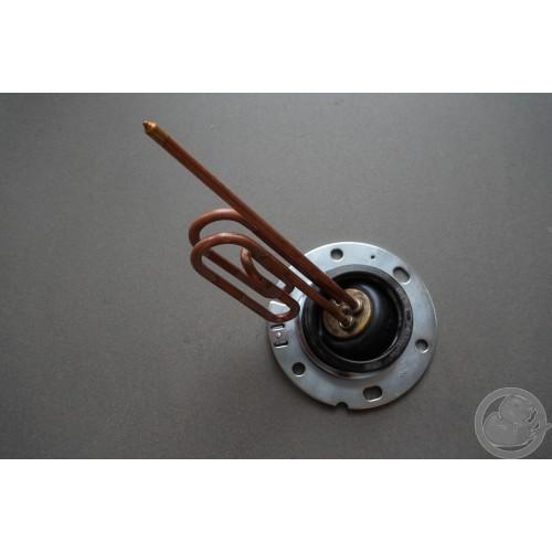 099084 Résistance thermoplongeur 1650w mono + joint Atlantic