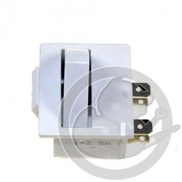 Interrupteur lumiere refrigerateur Whirlpool, 481203688001