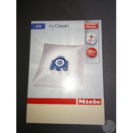 Sacs aspirateur miele HyClean GN 9917730