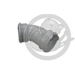 Durite coude pompe cyclage Candy, 41015226