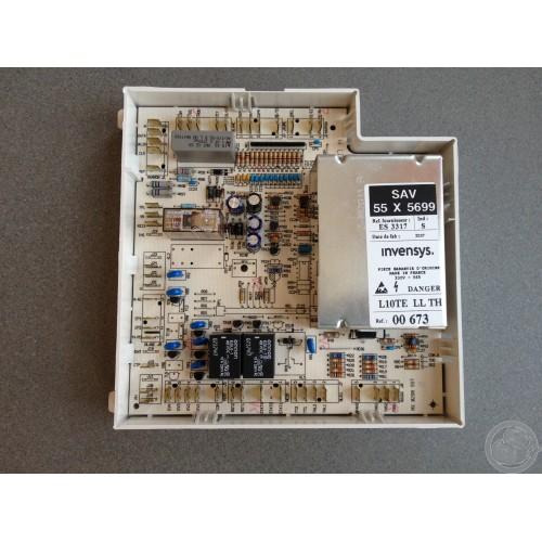 PLATINE ELECTRONIQUE ES3317