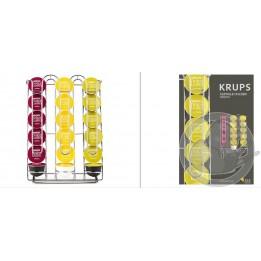 Porte capsules X18 Dolce Gusto Krups