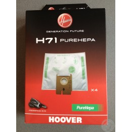 Sacs apsirateur Hoover H71 PUREHEPA
