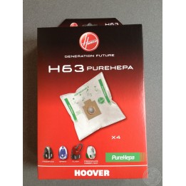 Sacs apsirateur Hoover H63 PUREHEPA
