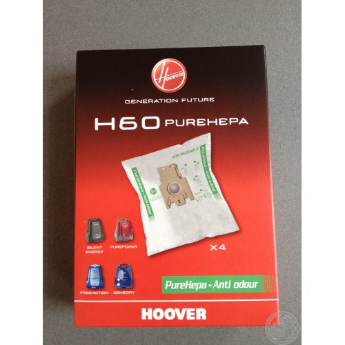 Sacs apsirateur Hoover H60 PUREHEPA