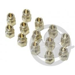 Panoplie d'injecteurs butane/propane 50253836006