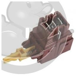 Interrupteur M/A seche linge Electrolux, 1249271006