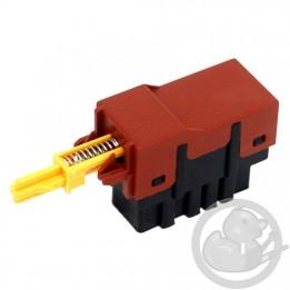 Interrupteur M/A seche linge Electrolux, 1249271402