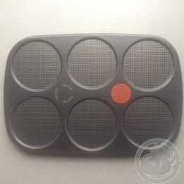 Plaque crepe X6 pour crepiere TEFAL, TS-01018791