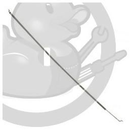 Cable ouverture porte seche linge Electrolux, 1252024102