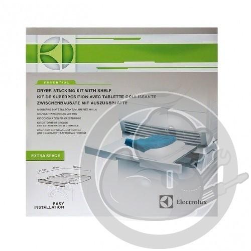Kit Superposition Lave Linge Et Seche Linge Electrolux Coin Pièces